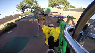 6yr old Ryder Lawrence soon to be pro BMXer' 2014 edit