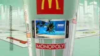 McDonald's Monopoly 2013