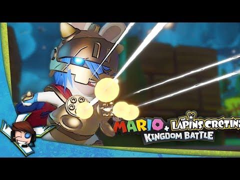 Les lapins valkyries : Mario + Lapins Crétins #20
