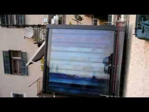 Mini Solaranlage Balkon : mini solaranlage im gescho bau balkon k che youtube ~ Orissabook.com Haus und Dekorationen