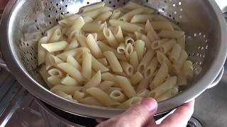 makarone sa sirom zapecene u rerni sa besamel sosom