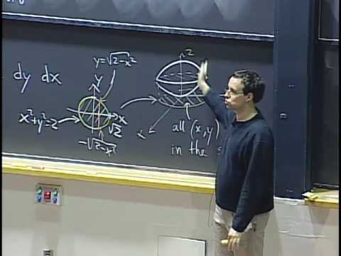 Lec 25   MIT 18.02 Multivariable Calculus, Fall 2007