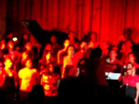 Dewitt Clinton Winter Concert 2009 pt1