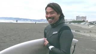 """5'11""""のツインフィンでサーフィンしてみた。。。"""