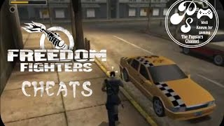 Freedom Fighters Cheats... 100 % works