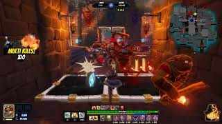 Brass in the Eventide Fortress | Orcs Must Die! Unchained