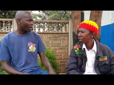 Part 1 of 2 Jah Bless & Mandaza - Hanzi Discipline & Dressing muZimdancehall - Mbare, Zimbabwe