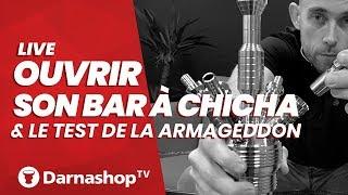 🔴 [ LIVE ] Comment ouvrir TON bar à chicha ?