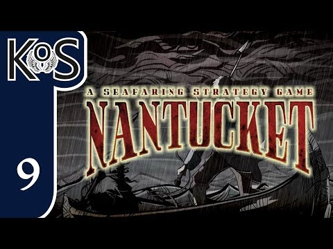 Nantucket Ep 9: MAKING MONEY HAND OVER FIST - First Look - Let's Play, Gameplay