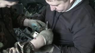 замена моторчика печки ваз 2112.