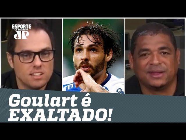 Ele ENGOLIU o Lucas Lima! GOULART é EXALTADO no Palmeiras!
