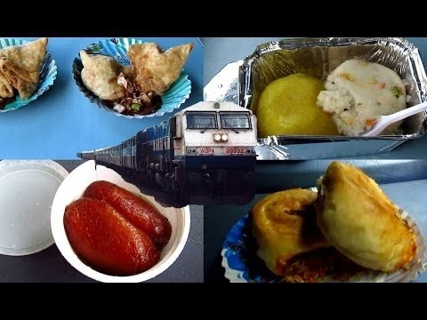 Journey by Mandovi Express, Food King of Indian Railways