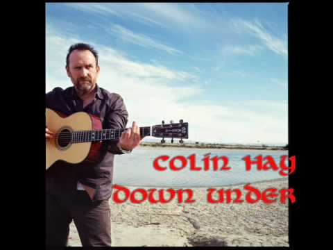 Cover Of Colin Hay Land Down Under Acoustic (Extended Intro)