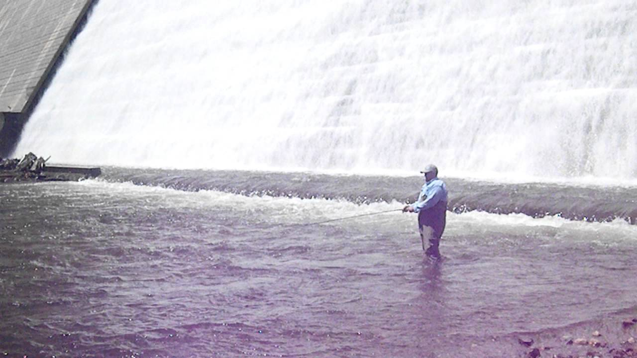 Fly fishing upper stillwater reservoir youtube for Jrs upper red lake fishing report
