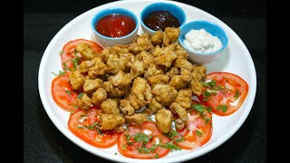 Chicken Popcorn - Youtube - How to Make Popcorn fried Chicken - KFC Copy - Chicken Nuggets