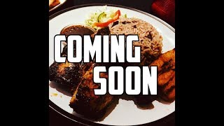 Coming Soon - Jerk Chicken & Pepper Steak Jamaican Cooking - | Chef Ricardo Cooking