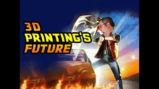 8 things you'll see in future 3D Printers