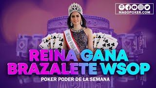 Reina Gana Brazalete WSOP 2020