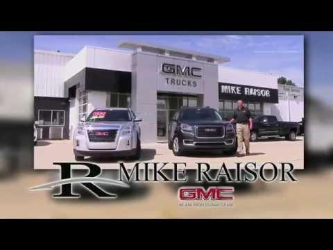 Raisor Gmc Gmc Sept Leases Tv Commercial Youtube