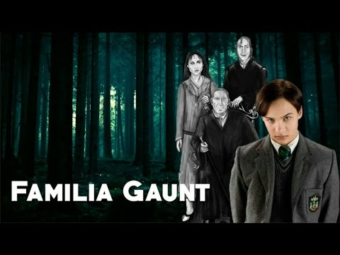 Famílias Bruxas - Os Gaunt