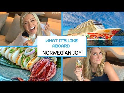 all-aboard:-norwegian-joy-with-ask-a-concierge-&-gigi-eats-celebrities