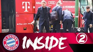 So organisiert der FC Bayern die Reise nach Sevilla - Teil 2 | Inside FC Bayern