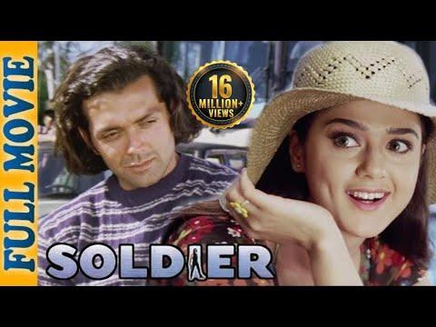 Soldier {HD} - Bobby Deol - Preity Zinta -...