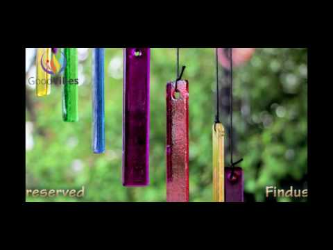 Best Wind Chimes Meditation: Relaxing Sounds for Stress Relief & Healing Sound Therapy