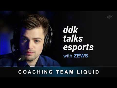 17. ddk talks esports with zews
