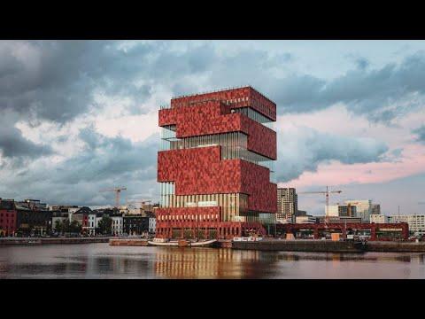 Ma ville d'Anvers,