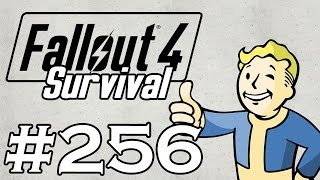 Let's Play Fallout 4 - [SURVIVAL - NO FAST TRAVEL] - Part 256 - Cleanup Crew