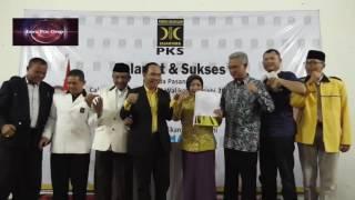 DPP PKS PUTUSKAN ATTY  AZUL MAJU DI PILKADA CIMAHI 2017