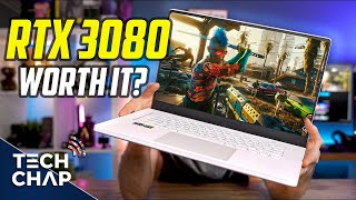 ASUS Zephyrus G15 Review - RTX 3080 + QHD 165hz! | The Tech Chap