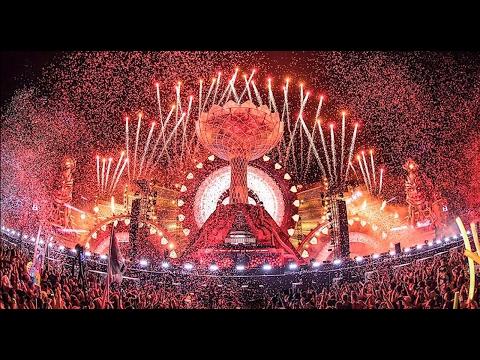 Edc Las Vegas 2016 - Kinetic Temple - Opening Ceremony