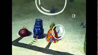 SpongeBob Season 2 - DVD Menu Walkthrough (Disc 2)