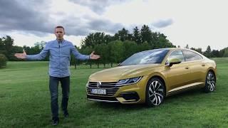 Bolji od Audija? Volkswagen Arteon 2.0 TDI DSG - testirao Juraj Šebalj