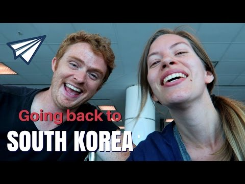 We're coming back to South Korea!!!