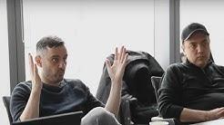 Creative Ways to Build a Brand - Gary Vaynerchuk Client Consultation