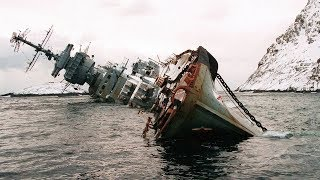 5 Unglaubliche Verlassene Schiffe!