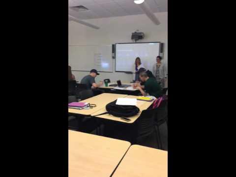 My Multiple Intelligence Presentation (Musical)