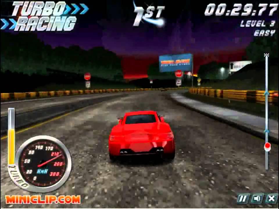 The Car Racing Games Miniclip