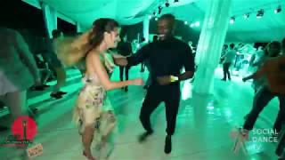 Byron & Irina - Salsa social dancing at the 2018 The Third Front Salsa Festival