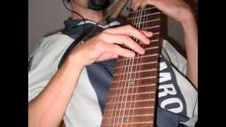 Beast of Burden (Rolling Stones) - performed by Darrell Havard on Chapman Stick