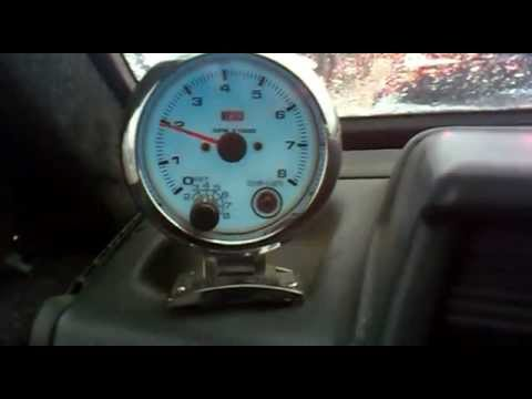 Цифровой тахометр на PIC16F628A - YouTube
