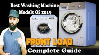 Best Front Load Washing Machine In India 2019 With Price Under 30000, Top 5 Models Buying Guide