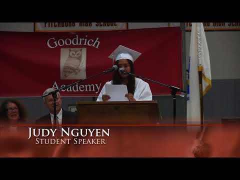 Goodrich Academy Graduation June 2, 2016