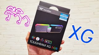 🔴 New and improved ToughRAM XG RGB DDR4-4600 CL19 16GB