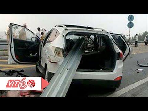 Những vụ tại nạn kinh hoàng do lan can cầu | VTC