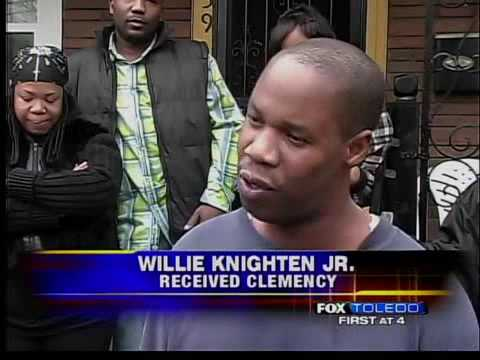 Knighten reunited with family, friends