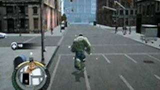 The Incredible Hulk Nintendo Wii Gameplay